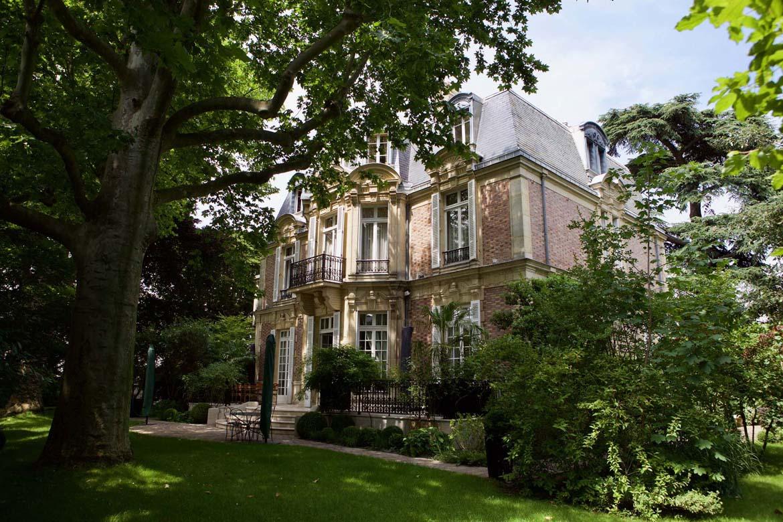 Villa bourgeoise 2ème Empire