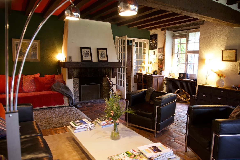 Maison familiale style vintage en Ile de France , lieu de tournage | Scouting location