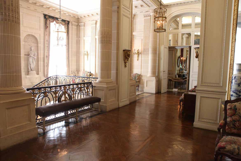 Hôtel particulier Paris film d'époque